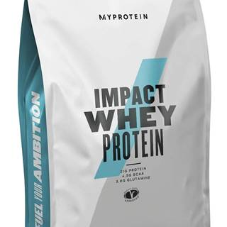 MyProtein Impact Whey Protein 2500 g variant: arašidový cookie