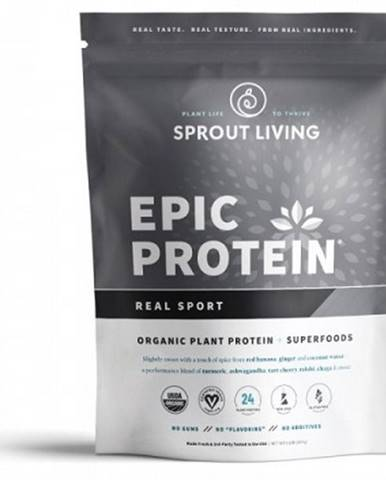 Sprout Living Epic proteín organic Real Sport 494 g