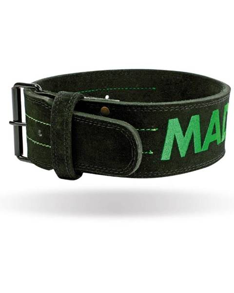 MadMax MADMAX Fitness opasok Suede Single Prong Belt  M