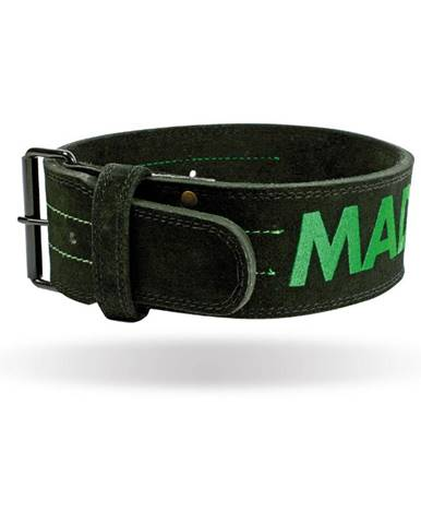 MADMAX Fitness opasok Suede Single Prong Belt  M