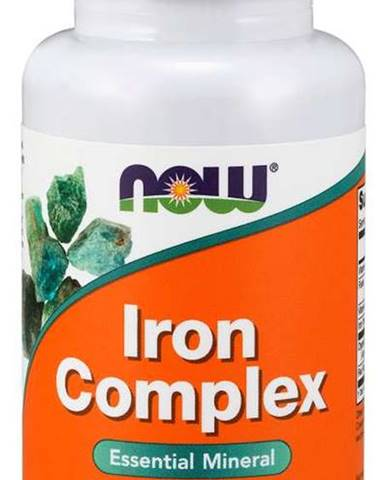 Now Foods Iron Complex 100 tablet