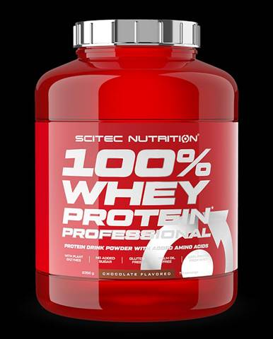 Scitec Nutrition 100% Whey Protein Professional 2350 g salted caramel