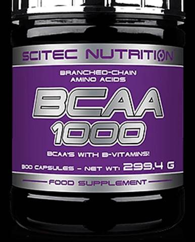 Scitec Nutrition BCAA 1000 300 cps