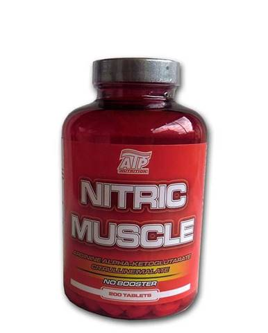 ATP Nutrition Nitric Muscle 200 tbl