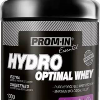 Prom-IN Hydro Optimal Whey 1000 g variant: banán