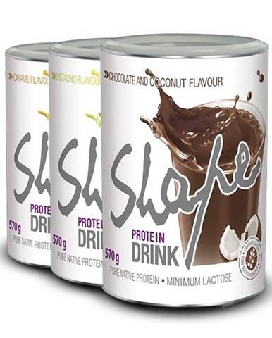 Shape Protein Drink - Prom-IN 570 g Caramel